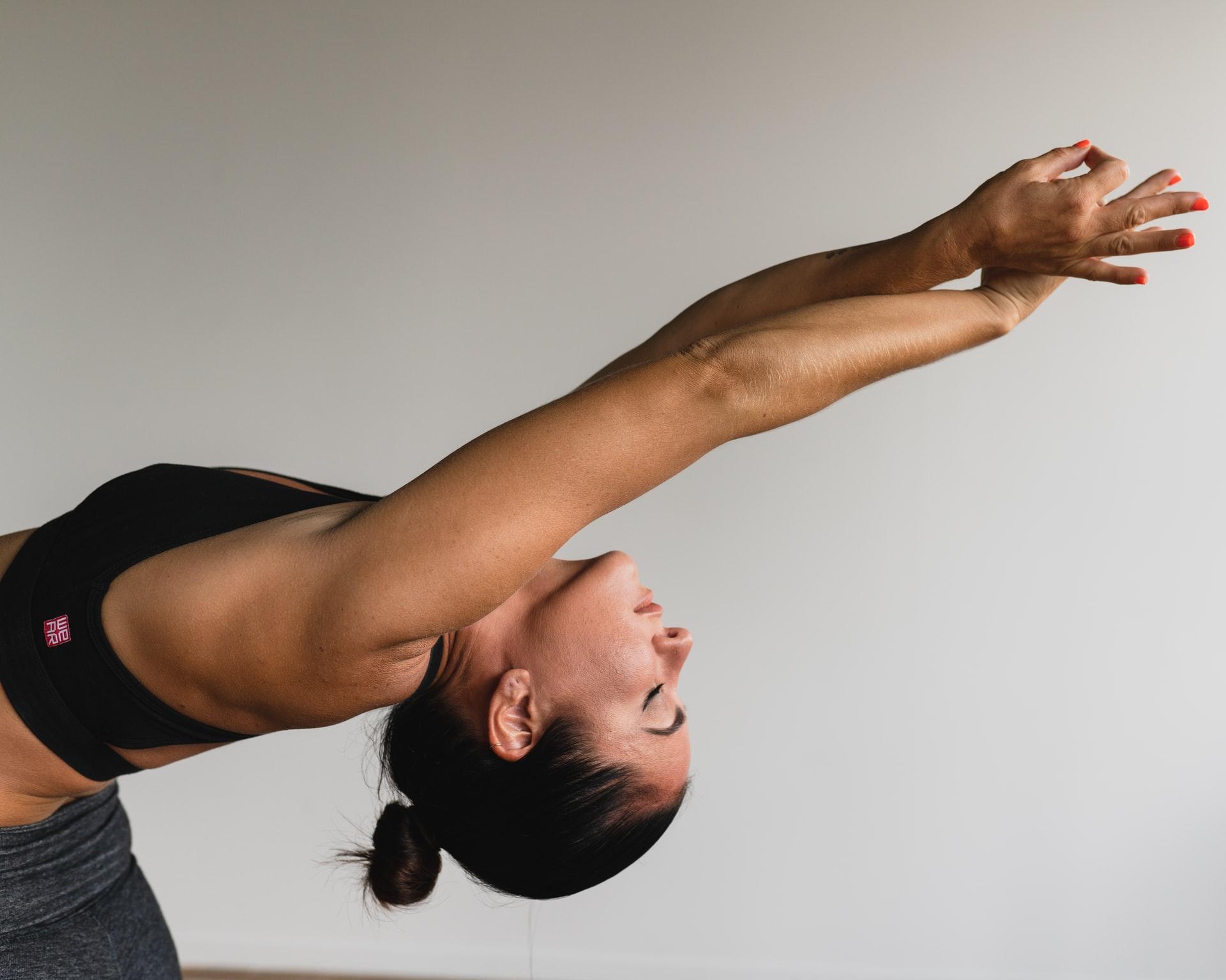 faire du yoga pendant le cycle menstruel 1